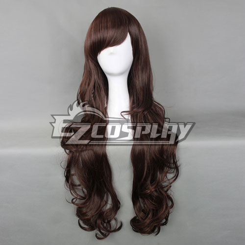 Japan Harajuku Series Brown Womanliness Cosplay Wig - RL031