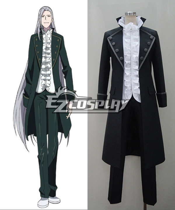 K Anime Cosplay Adolf K Weitzman Cosplay Costume