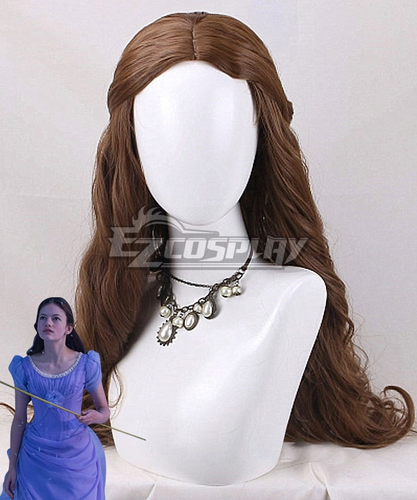 2018 Movie The Nutcracker And The Four Realms Clara Brown Cosplay Wig