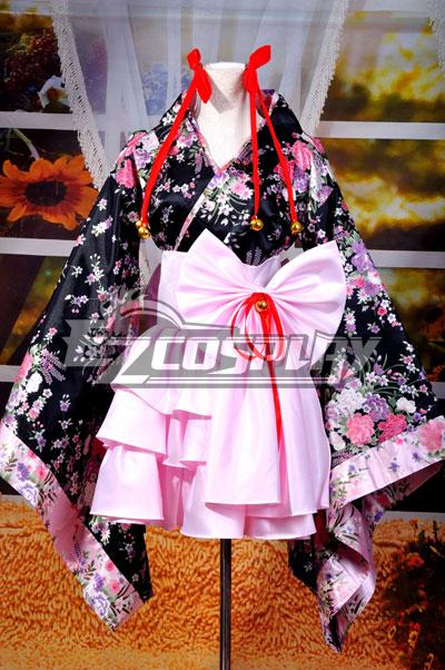 Teto Lolita Dress Cosplay Costume