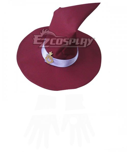 Black Clover Vanessa Enoteca Red Hat Cosplay Accessory Prop