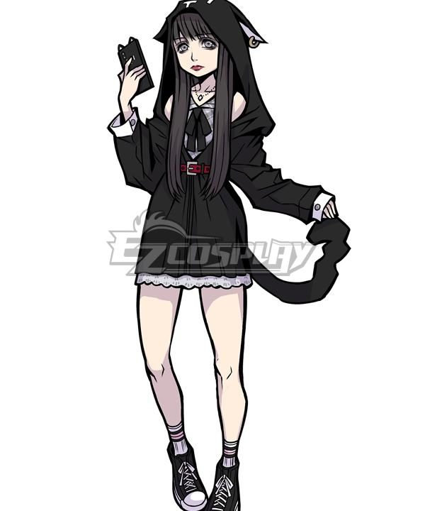 Neo: The World Ends With You Shoka Cosplay Costume