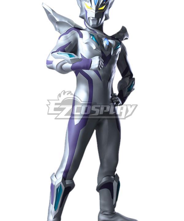 Ultraman Zero Beyond Zentai Jumpsuit Cosplay Costume