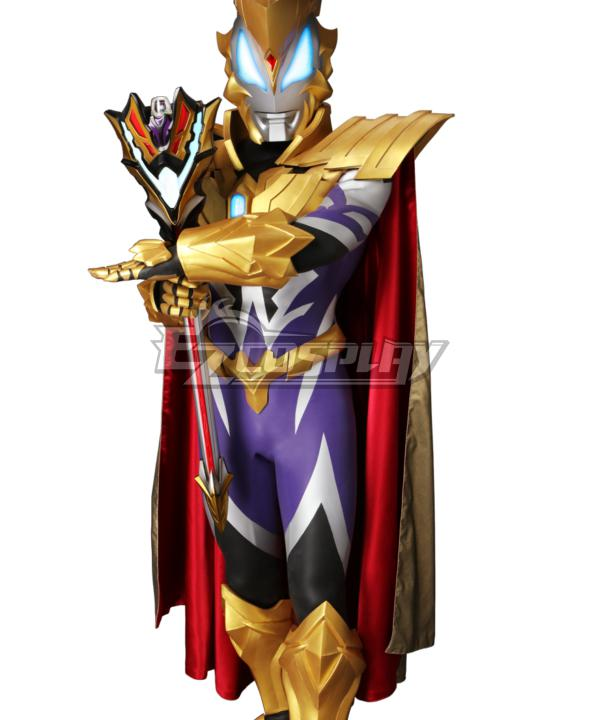 Ultraman Geed Royal Mega-Master Zentai Jumpsuit Cosplay Costume