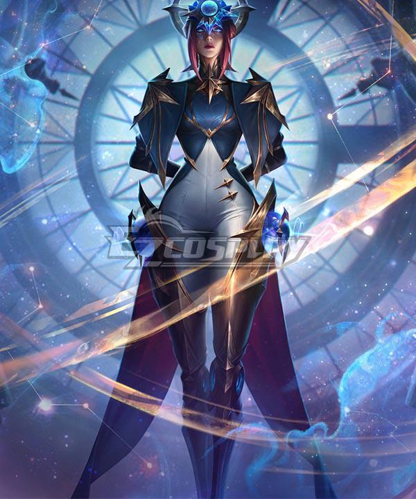 League of Legends: Wild Rift LOL Stargazer Camile Cosplay Costume