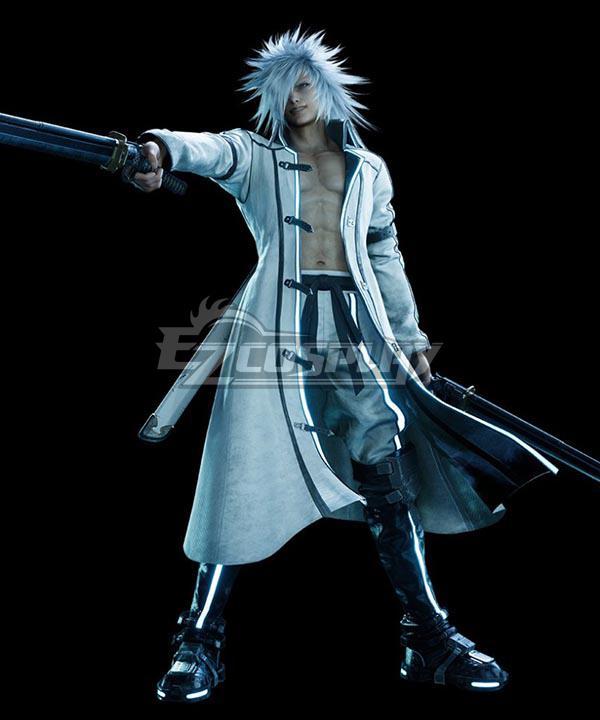 Final Fantasy 7 Remake Intergrade Weiss Cosplay Costume