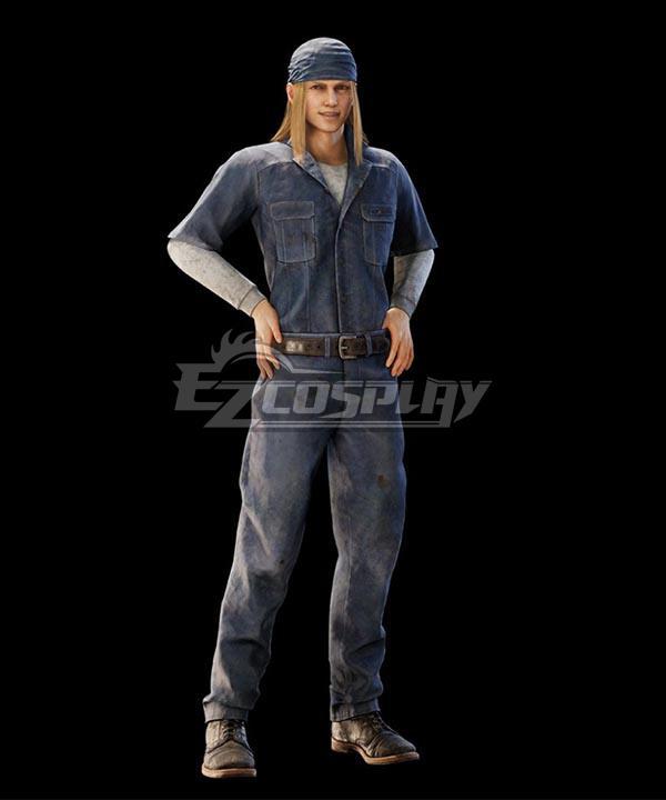 Final Fantasy 7 Remake Intergrade Billy Bob Cosplay Costume