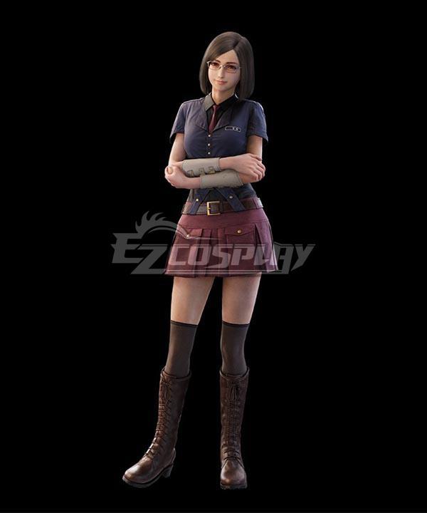 Final Fantasy 7 Remake Intergrade Nayo Cosplay Costume