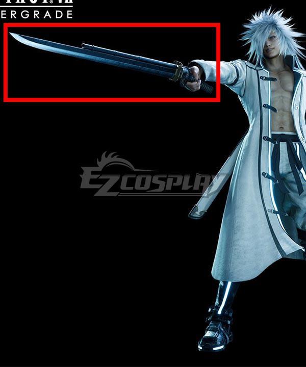 Final Fantasy 7 Remake Intergrade Weiss Two Swords Cosplay Weapon Prop