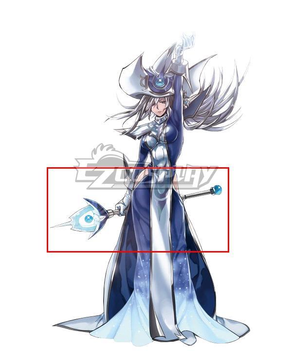 Yu-Gi-Oh! Yugioh Silent Magician Cosplay Weapon Prop