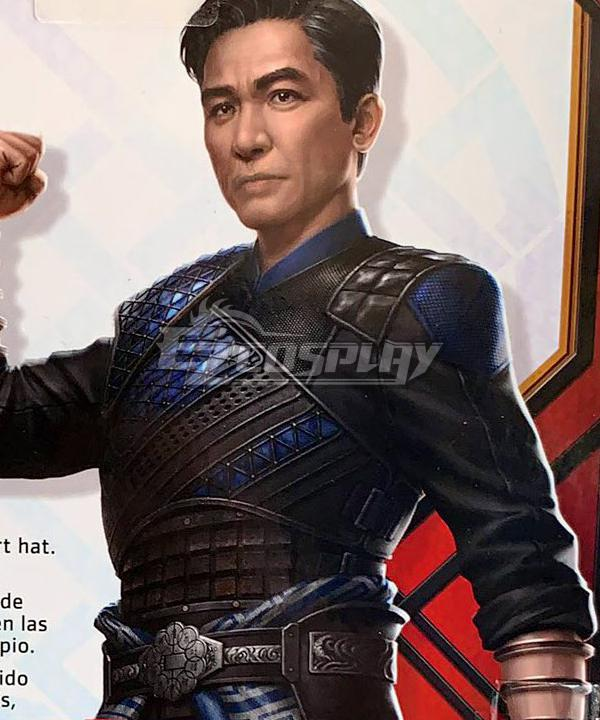 Marvel Shang-Chi and the Legend of the Ten Rings WenWu Cosplay Costume