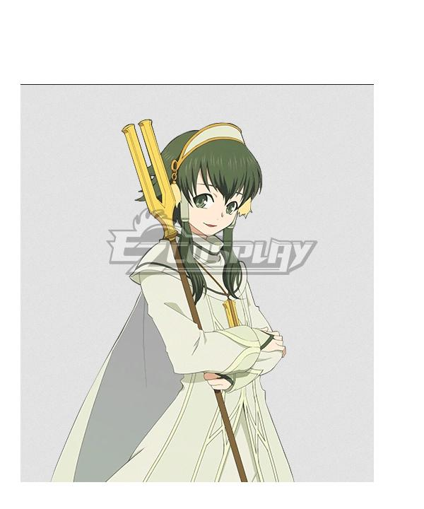 Tales of the Abyss Fon Master Ion Cosplay Weapon Prop