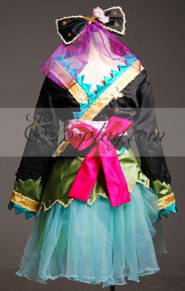 Vocaloid Miku Project Diva HuaKui Kimono Cosplay Costume-Advanced Custom