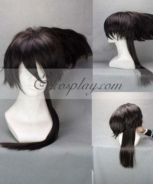 Nurarihyon no Mago Nura Rihan Black Cosplay Wig-274C