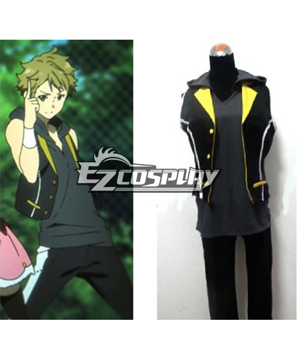 Beyond the Boundary Kyokai no Kanata Akihito Kanbara Cosplay Costume Dance Uniform