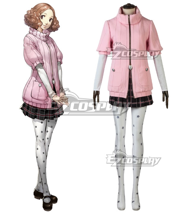 Persona 5 Haru Okumura Cosplay Costume - New Edition