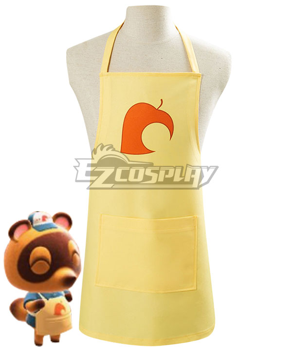 Animal Crossing: New Horizon Tommy and Timmy Shop Clothing Apron Cosplay Accessory Prop