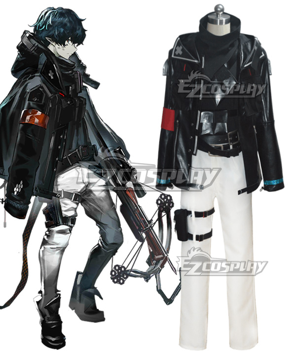 Arknights Faust Cosplay Costume