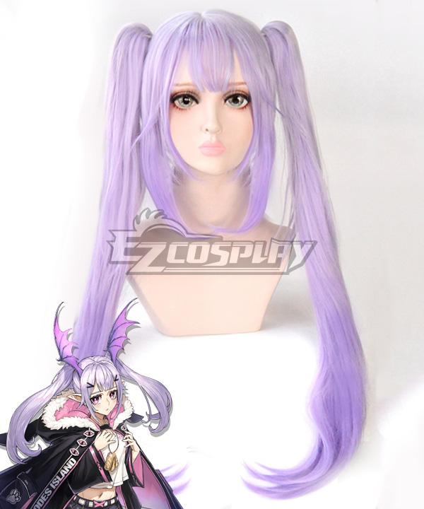 Arknights Manticore Purple Cosplay Wig