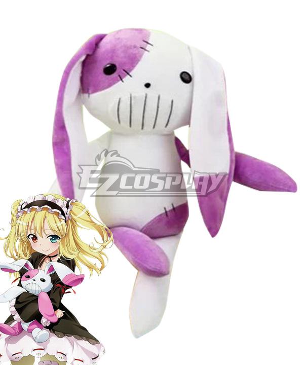 Boku wa Tomodachi ga Sukunai Kobato Hasegawa Rabbit Doll Cosplay Accessory Prop