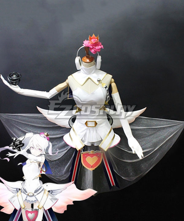 Caligula  Mu Cosplay Costume - Including Headset, Wing and Prop