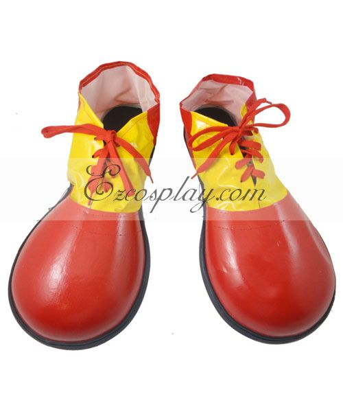Clown cosplay shoes - B Edition