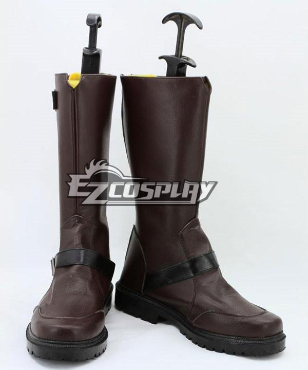 Noragami Yato Cosplay Shoes Second Version