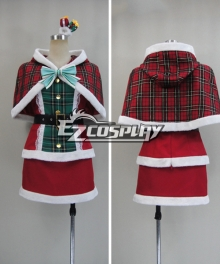 Love Live! UR Ayase Eli  Christmas Cosplay Costume