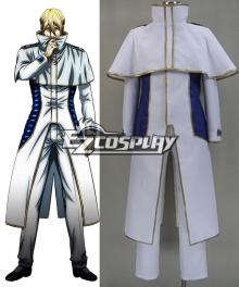 Terra Formars Adolf Reinhard Cosplay Costume