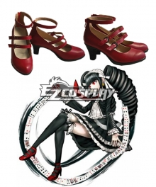 Dangan Ronpa Danganronpa Celestia Ludenberg Cosplay Shoes