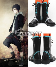 K Yata Misaki Cosplay Boots Hand-drawn Version