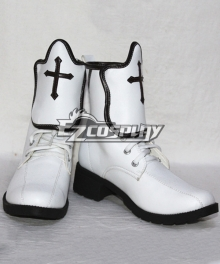 Sword Art Online Asuna Cosplay Shoes