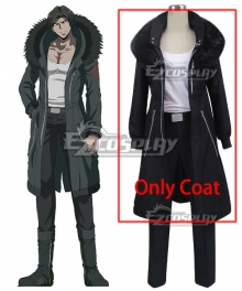 Danganronpa 3 The End of Hope's Peak High School Future Arc Juzo Sakakura Cosplay Costume - Only Coat