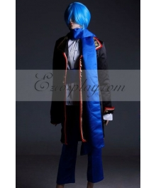 Vocaloid kaito Cosplay Costume-Advanced Custom - B Edition