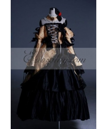 Vocaloid Kagamine Rin / Len Cosplay Costume - Advanced Custom - C Edition