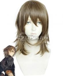 Persona 4 Golden Shirogane Naoto Blue Cosplay Wig