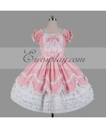 Pink Gothic Lolita Dress -LTFS0143