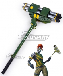 Fortnite Battle Royale Chromium Skin Persuader Pickaxe Cosplay Weapon Prop