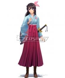 Project Sakura Wars Shin Sakura Taisen Sakura Amamiya Cosplay Costume