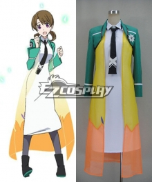 Mahouka Koukou no Rettousei / The Irregular at Magic High School Mari Watanabe Cosplay Costume