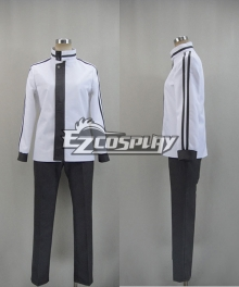 Sword Art Online 2 Kirito Kazuto Cosplay Costume