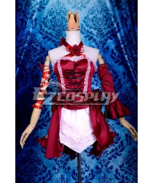 Vocaloid Miku-Romeo and Cinderella Princess Cosplay Costume