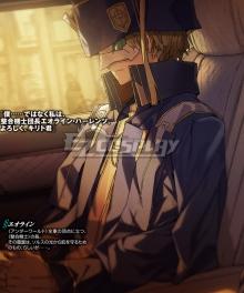 Sword Art Online SAO Unital Ring Eolyne Herlentz Cosplay Costume
