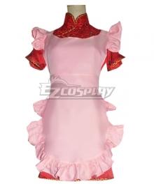 Ranma½ Ranma Nibun no Ichi Ranma One Half Shampoo Maid Cosplay Costume