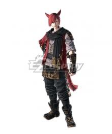 Final Fantasy XIV 5.3 FF14 G'raha Tia  Cosplay Costume