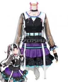 BanG Dream! RAS RAISE A SUILEN Nyubara Reona PAREO Cosplay Costume