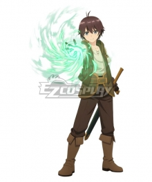 The Hidden Dungeon Only I Can Enter Noru Starga Cosplay Costume