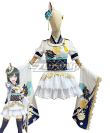 LoveLive! School Idol Festival PERFECT Dream Project Mifune Shioriko Cosplay Costume