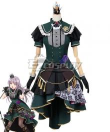 BanG Dream! Roselia Lofty Ambitions Minato Yukina Cosplay Costume