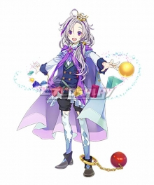 Clock over ORQUESTA Tenma Nanase Neverland Cosplay Costume